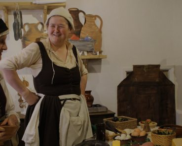 Let York's Medieval Servants Make You Feel at Home in the Past This Summer