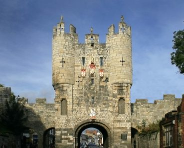 Summer Walking Tour – An Introduction to Medieval York