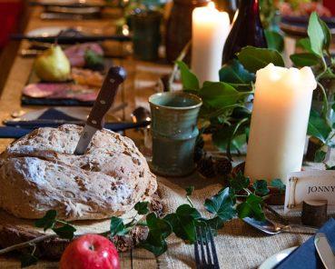 Festive Medieval Banquet at Barley Hall